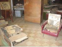 Asi fueron encontrados los archivos de S-21 por el ejército vietnamita después de la fuga de Kang Guekauv.