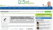 RCN entrevista 15 de diciembre de 2012