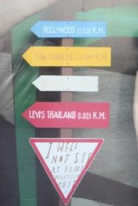 Central World Bangkok sign