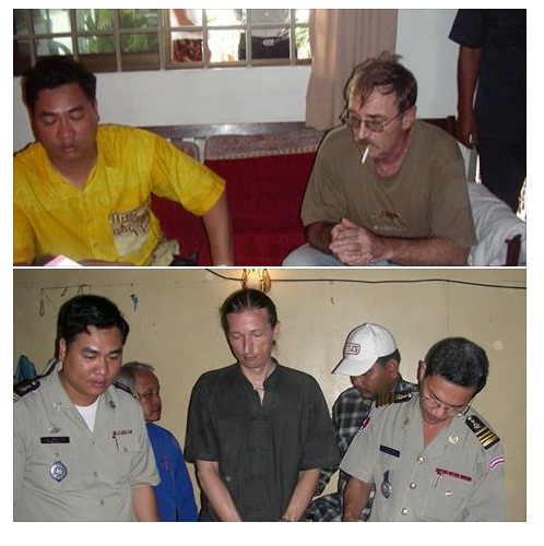 Karl Henning Opitz used to get girls as young as 10 to his apartment. Using Nazi uniforms, he tortured and rape the girls while filming. A Cambodian court reduced this month his 28 year sentence to 10, so he will be free in 2 years more. What about the victims?