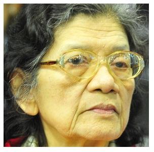 Ieng Thirith (1932 - 2015)