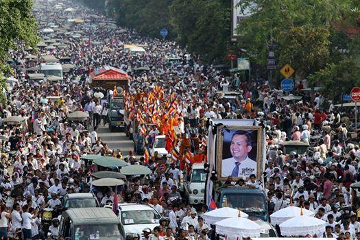 Kem Ley funeral
